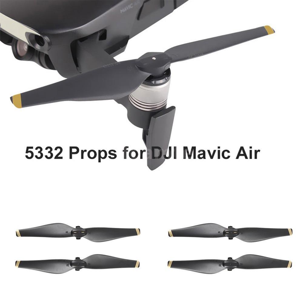 4 Stück ORIGINAL DJI Propeller 2x CW 2x CCW für Mavic Air Drohne NEU